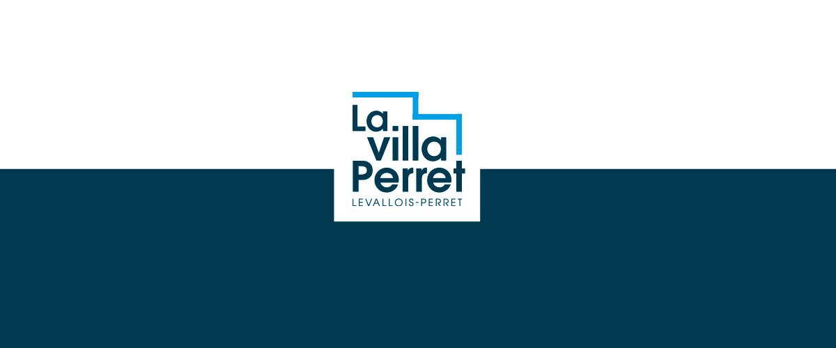 Logo du programme immobilier La Villa Perret