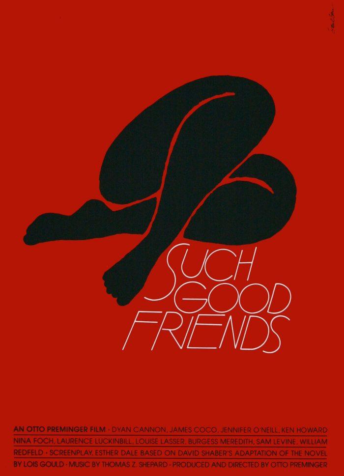 Affiche du film Des amis comme les miens