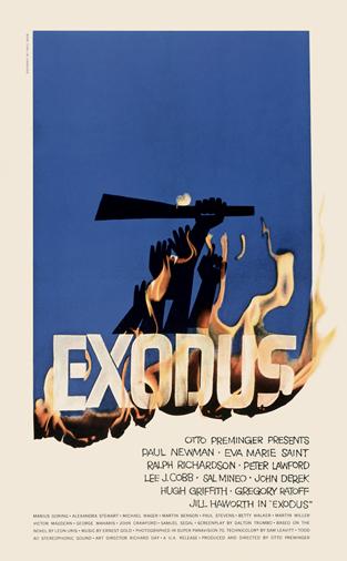 Affiche du film Exodus