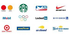 Quelques logos détournés par Jure Tovrljan
