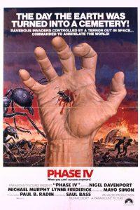 Phase IV de Saul Bass - Poster originel