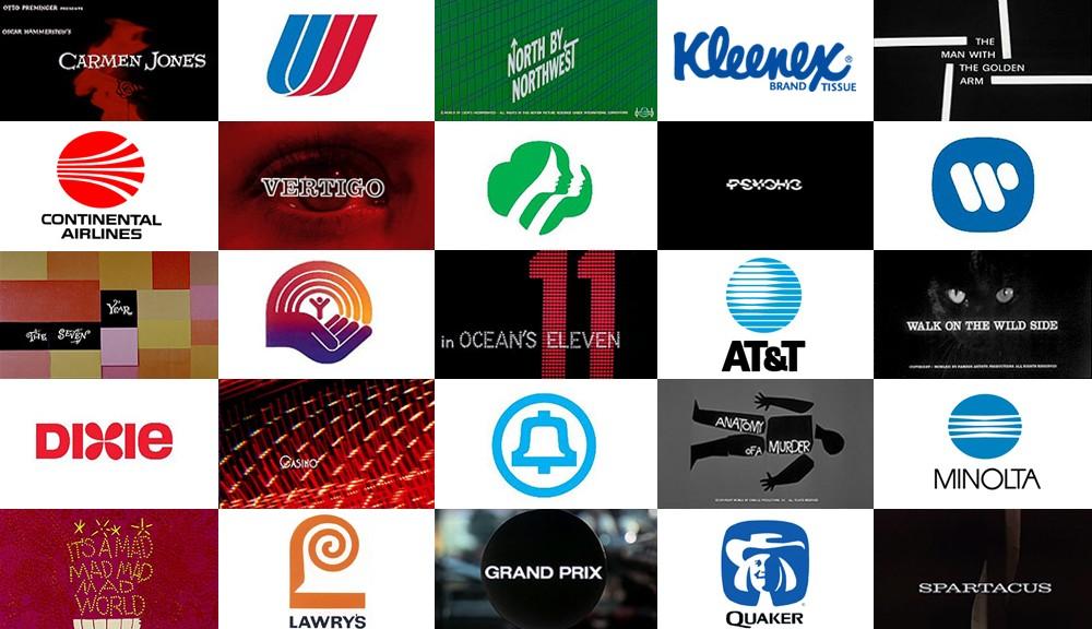 Saul Bass - logos et generiques - image Rocketstock