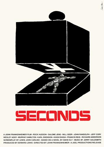 Affiche du film Seconds