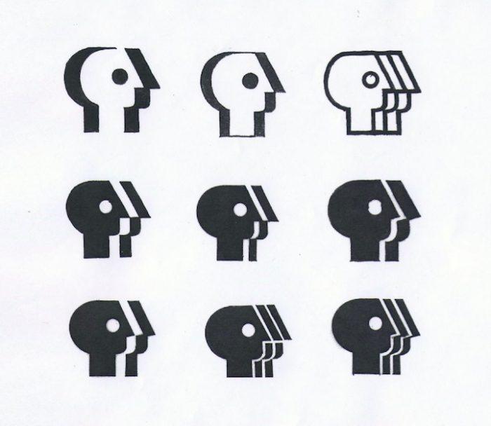 Croquis logo PBS